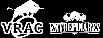 VRAC Quesos Entrepinares Sticky Logo