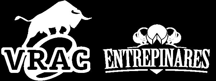 VRAC Quesos Entrepinares Sticky Logo Retina