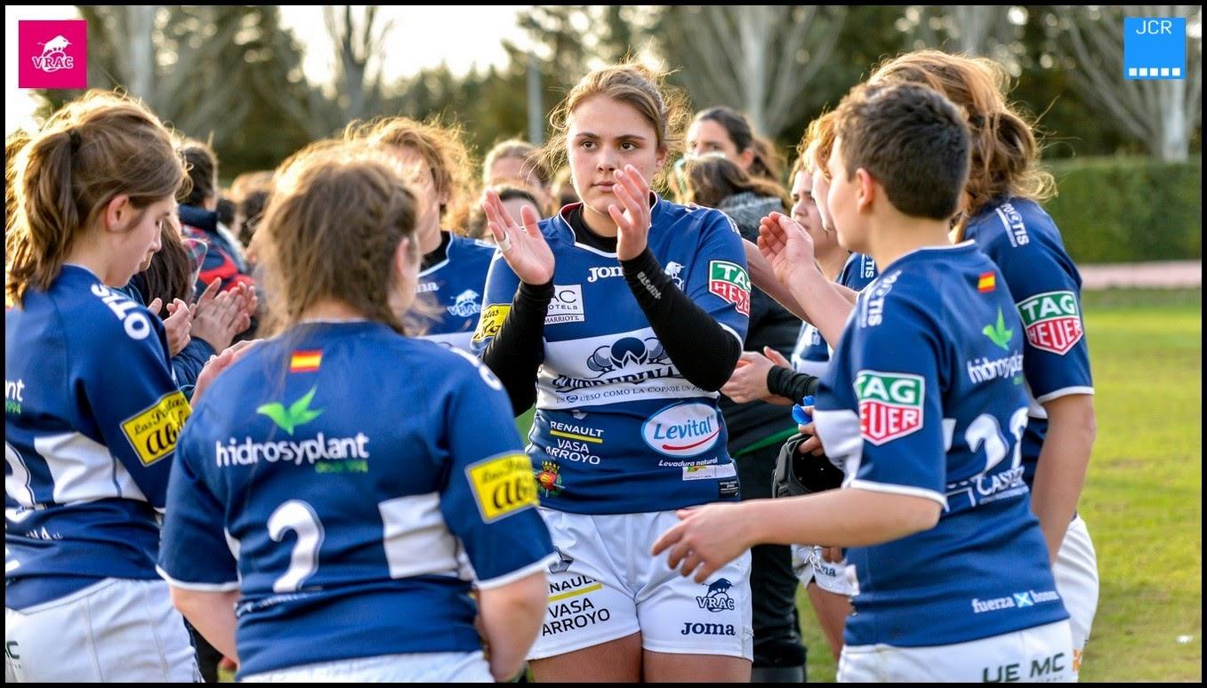 El VRAC femenino rozó la gesta