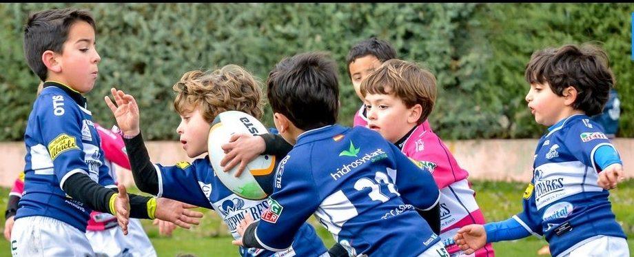 La cantera brilla en el Alcobendas Rugby Fest