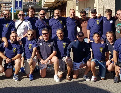 Los veteranos cerraron la temporada en tierras gallegas