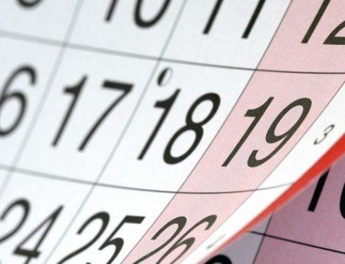 Agenda VRAC (hasta el 22 de abril)