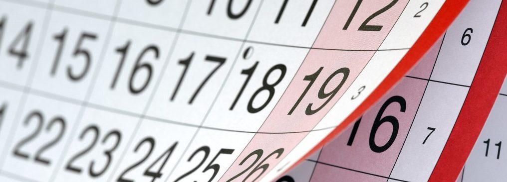 Agenda VRAC (hasta el 20/5)