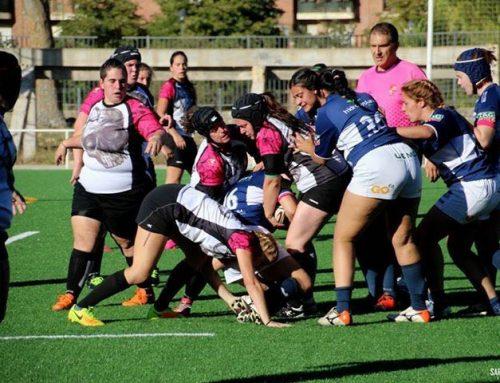 El VRAC femenino destaca en Burgos