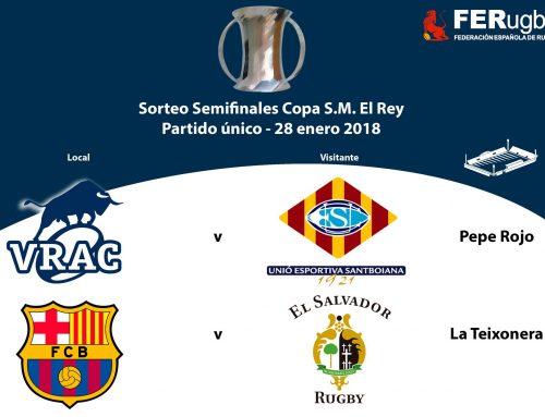 Semifinal de Copa: frente a la Santboiana y en Pepe Rojo