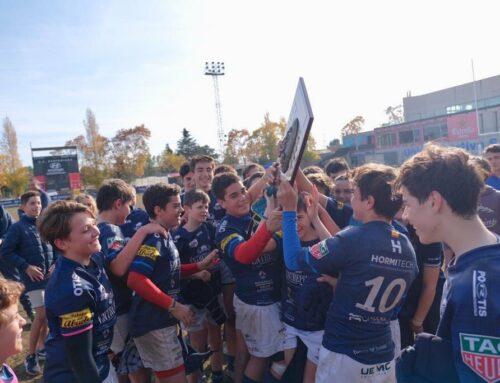 El VRAC completa un gran Torneo Melé
