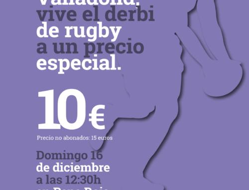 Precio especial para el derbi para abonados del Real Valladolid