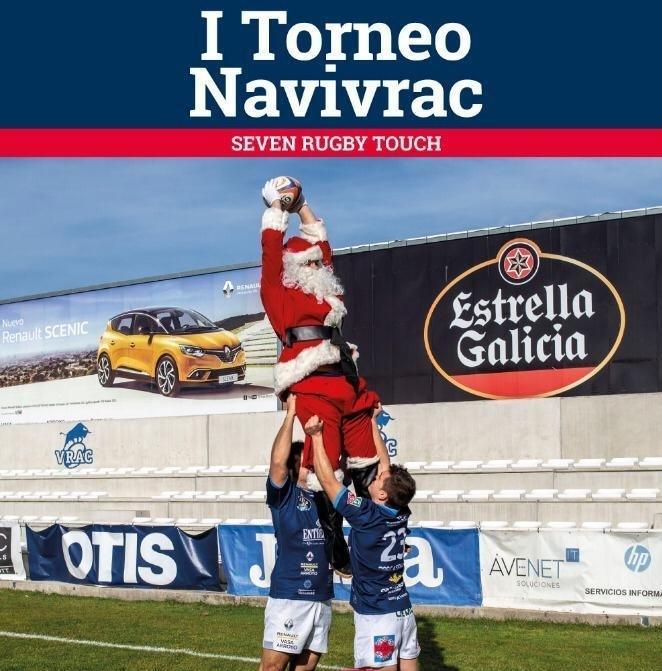 El VRAC celebra su I Torneo interno de Navidad