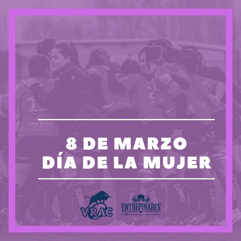 8M: Día de la Mujer