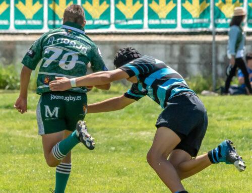 El Campeonato de España y el Torneo Nacional Sub 16 llenaron de rugby Pepe Rojo