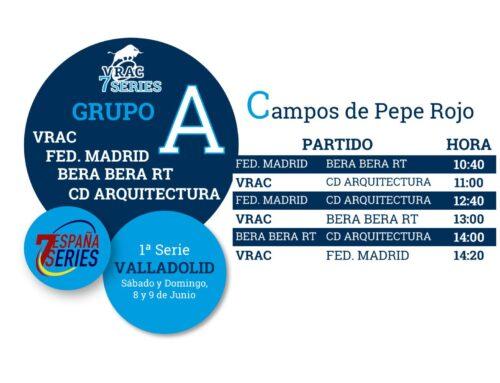 Convocatoria VRAC #ValladolidESP7S