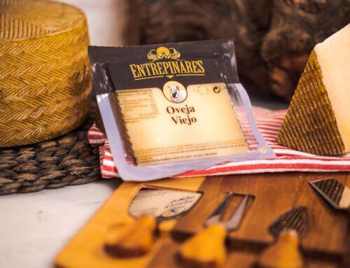 Entrepinares, seis quesos entre los mejores del mundo