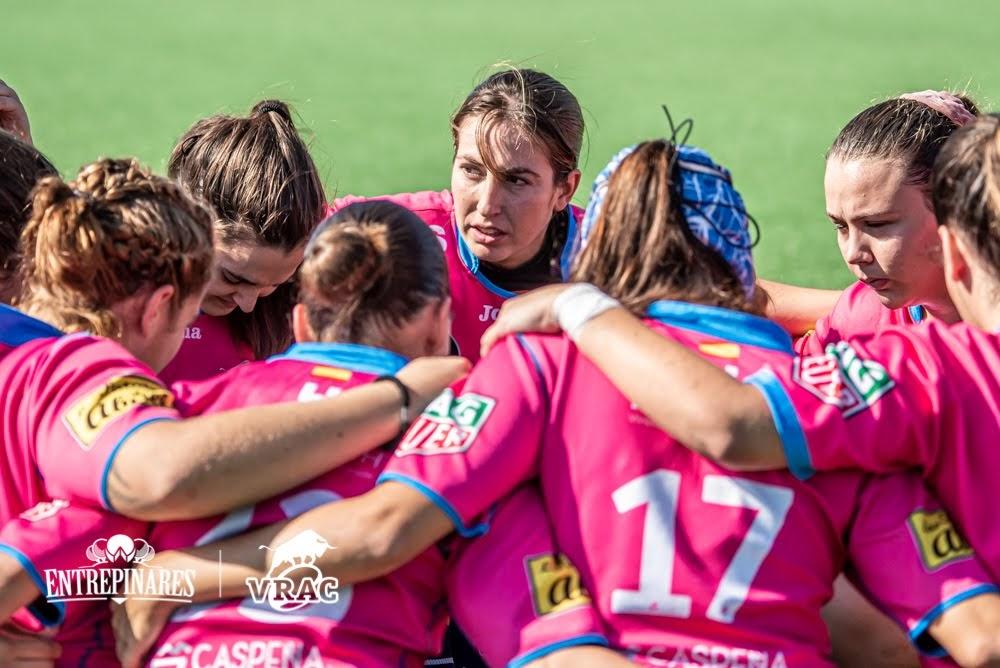 5-32: El VRAC Femenino estrena su casillero de victorias