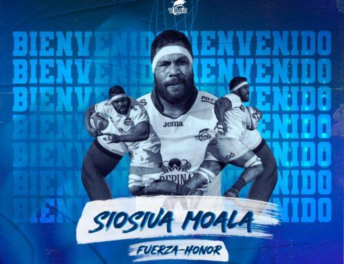Moala se estrenará el domingo con el VRAC