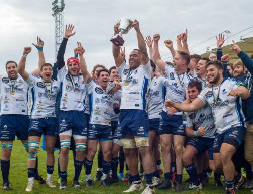 19-13: El Quesos le brinda otra Copa Ibérica al rugby español