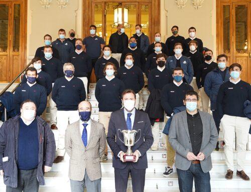 El VRAC ofrece la Copa Ibérica a los vallisoletanos y a todo el rugby español
