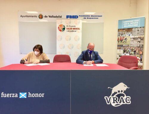 El VRAC y El Puente sellan su compromiso para promover la salud mental
