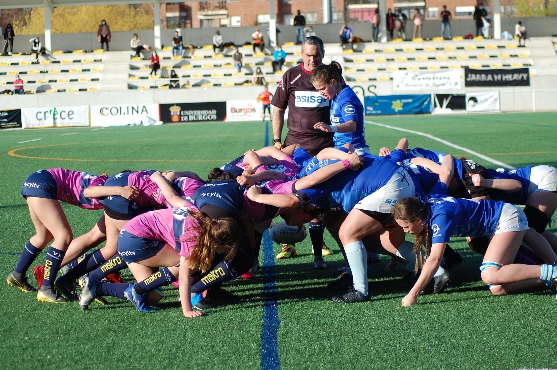 5-65: El VRAC Femenino disfruta en Burgos