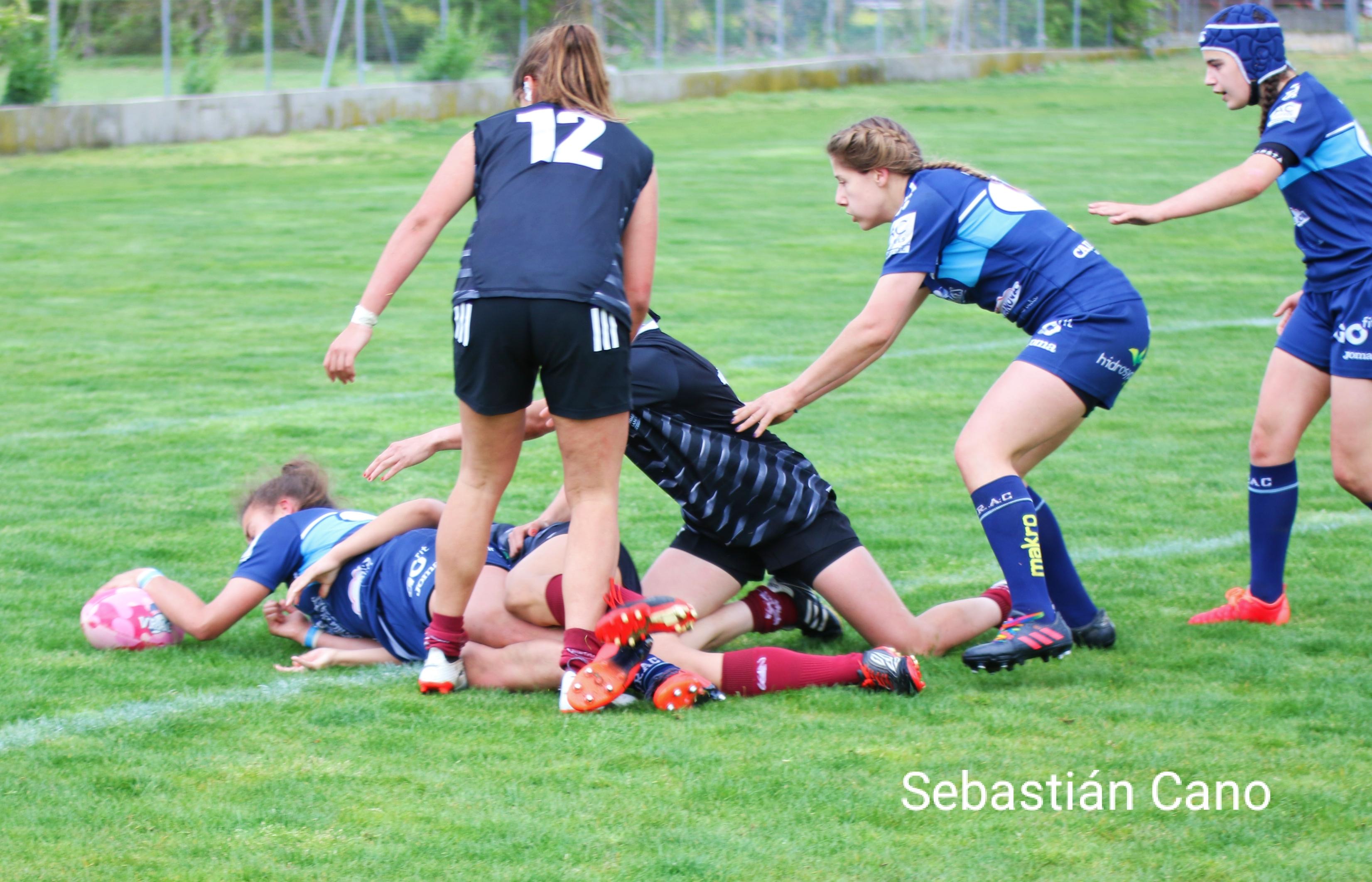 19-5: El VRAC Femenino gana un duelo directo