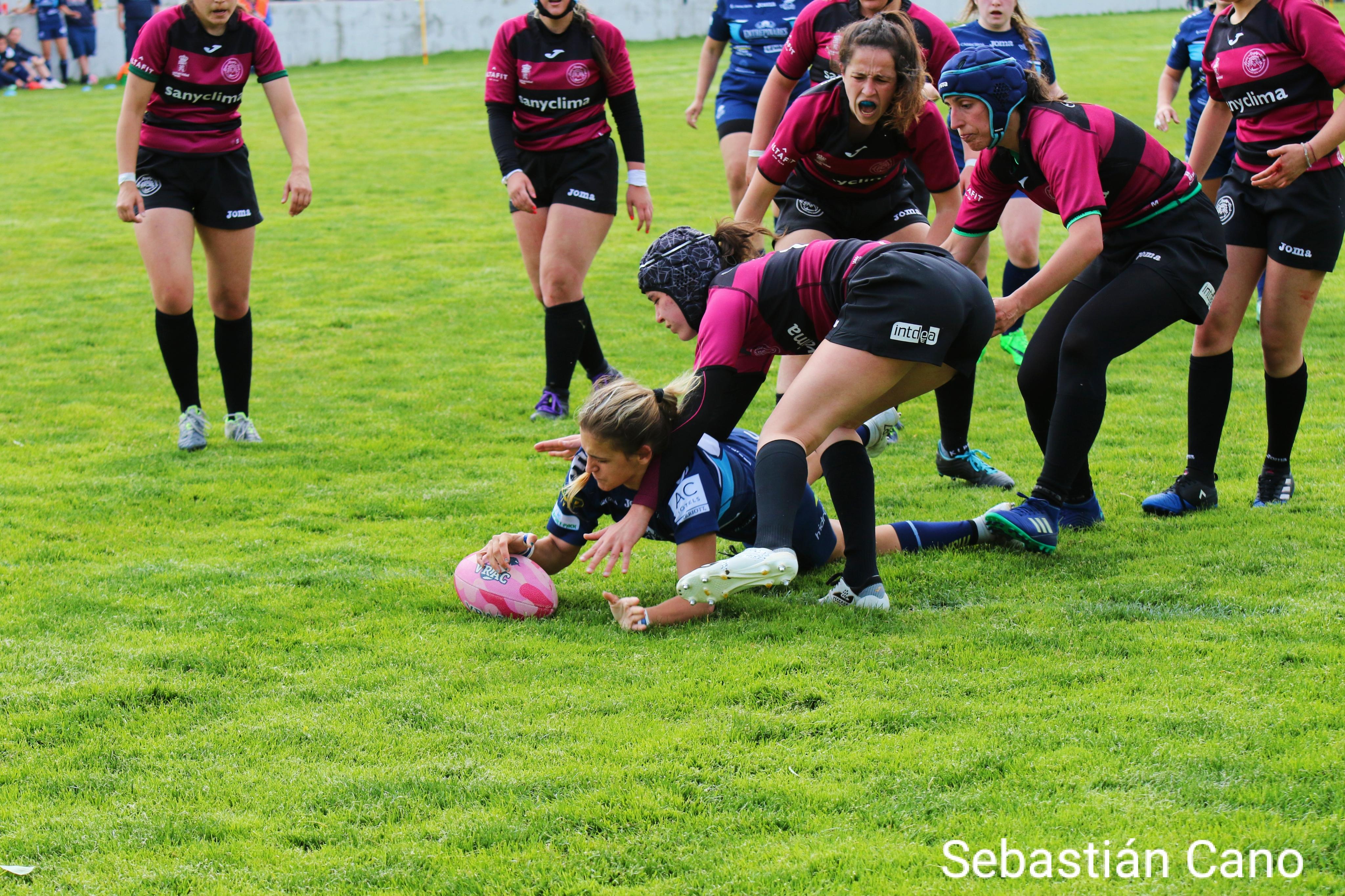 23-12: Subcampeonato regional para el VRAC Femenino