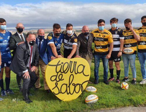 'Tierra de Sabor' impulsa a los equipos de rugby de Castilla y León