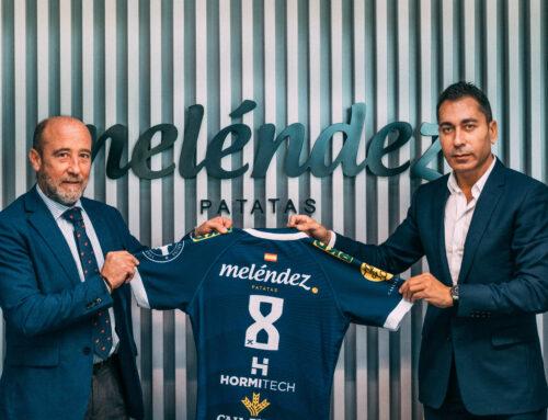 Patatas Meléndez y el VRAC, dos líderes que unen sus caminos