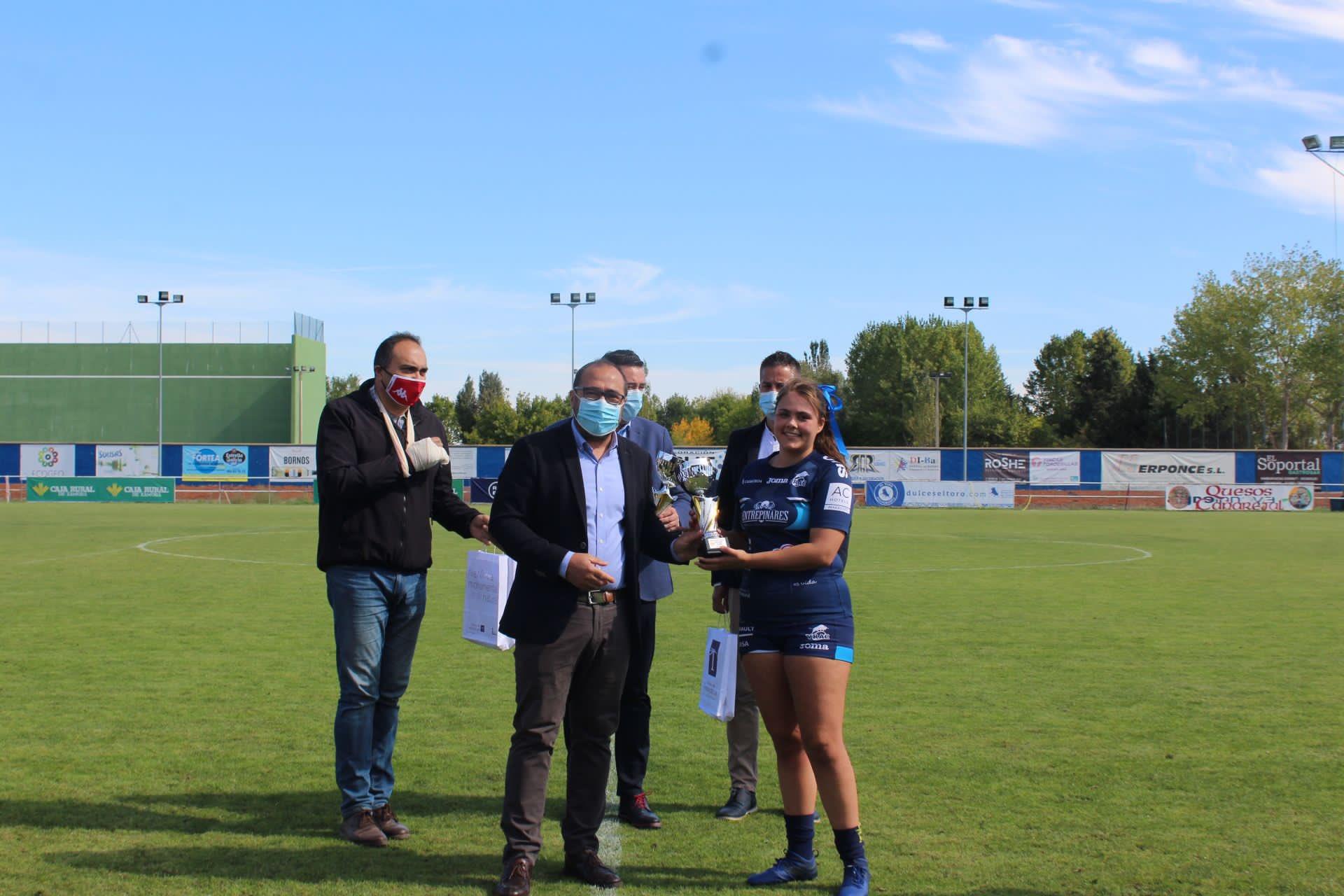 El VRAC femenino da la cara en el I Trofeo Diputación
